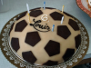 Geburtstagstorte Fußball
